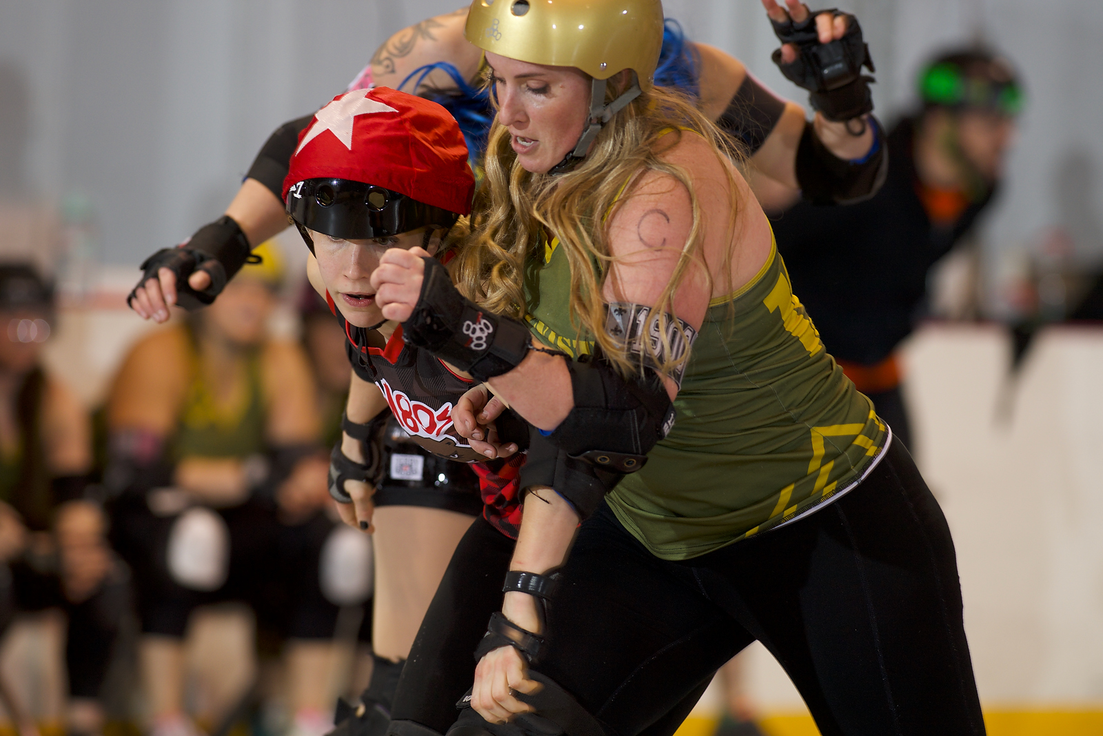 Smashies & M-80s Tussle This Saturday! | Arch Rival Roller ...