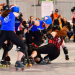 Stunts Snatch Win Over M-80s!