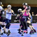 ARCH Tops Denver in WFTDA Champs Quarterfinal
